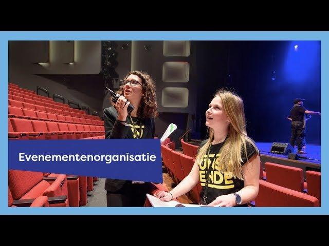 YouTube video - Opleidingspresentatie Evenementenorganisatie